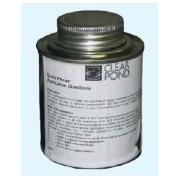 Proliner primoclean pond liner glueing cleaner for Professional pond cleaners