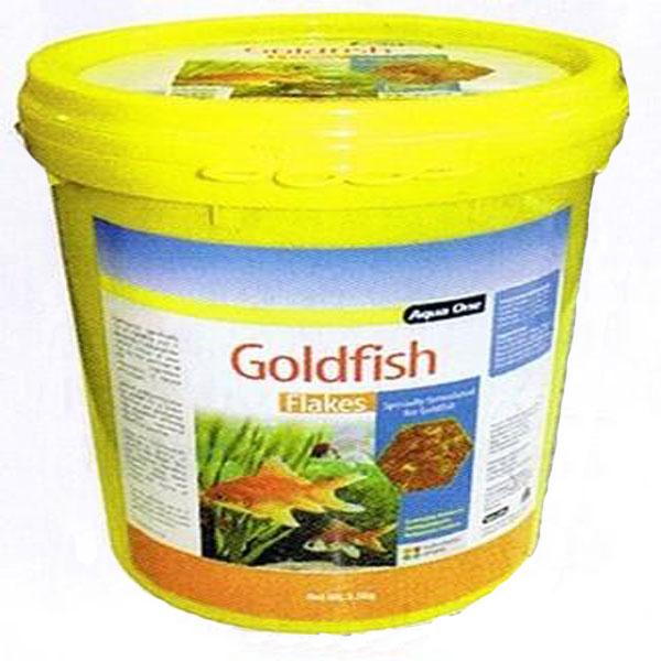 Aquaone Goldfish Flakes 3.5 KG bucket