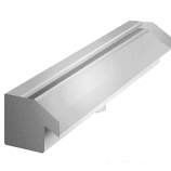 1000mm Deluxe Stainless Steel Projecting Spillway