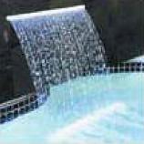 Hurlcon Rain Effect 2400 mm wide Spillway