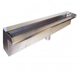 600 mm Multi Function Stainless Steel Spillway