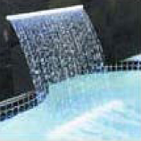 Hurlcon Rain Effect 1200 mm wide Spillway