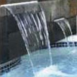 Hurlcon Silkflow Waterfalls 600 mm wide